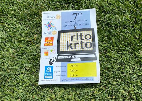 premios certamen literario rotary almoradi